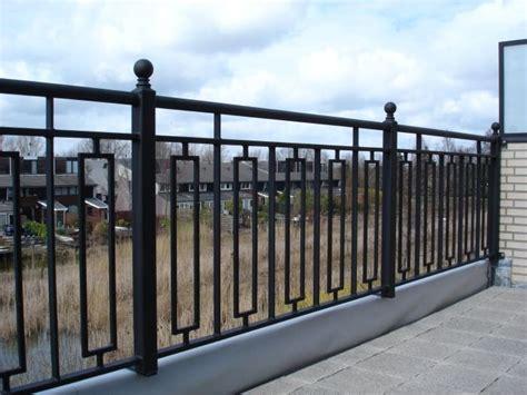 tuin hek metaal 30 cm hoog balkonhekwerk bervos kemkam