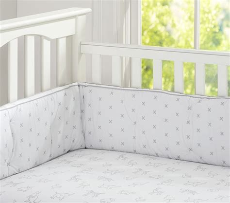 Reese Crib by Reese Organic Crib Fitted Sheet Pottery Barn