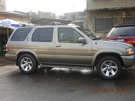 Used 2004 Model Nissan Pathfinder Jeep Autos