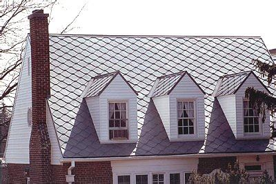 diamond pattern roof tiles atas metal roofing products castletop metal shingles in