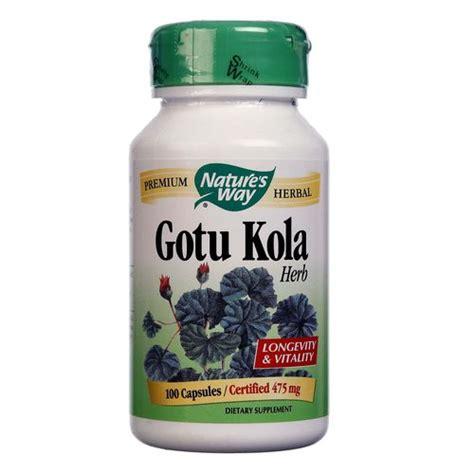 Gotu K 100 Kapsul Borobudur Herbal nature s way gotu kola herb 475 mg 100 capsules evitamins