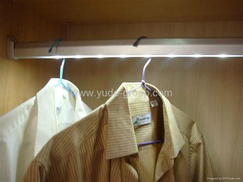 led wardrobe light with pir sensor switch yd09107 yude