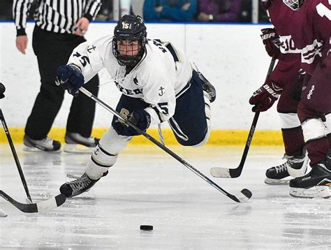 section 6 ice hockey section iii division ii boys ice hockey semifinal games on