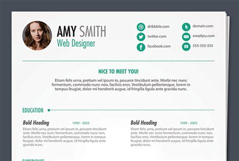 Best Resume Format Architects 115 best free creative resume templates download