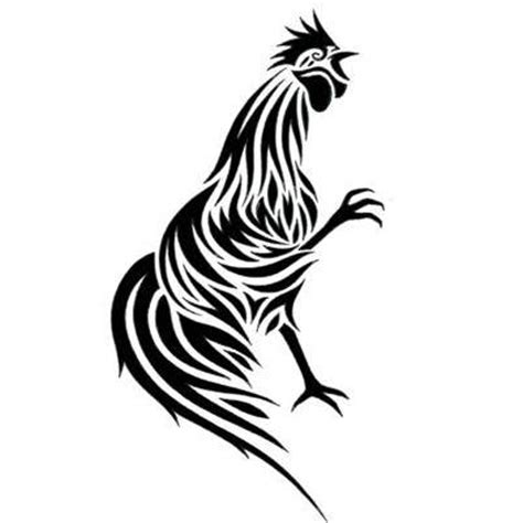 tribal rooster tattoo designs rooster tattoos designs ideas and meaning tattoos for you