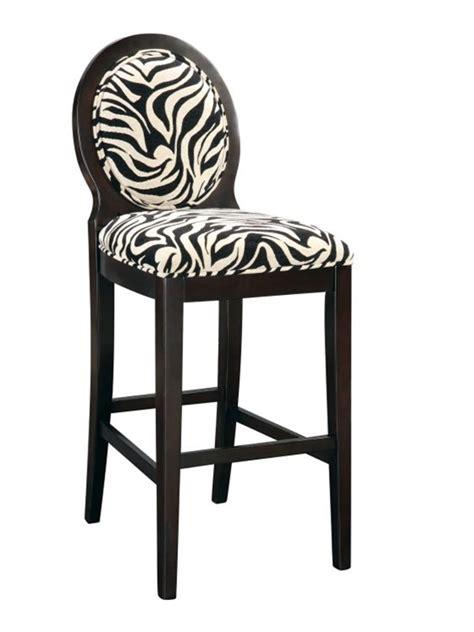 zebra bar chairs zebra accent chair zebra occasional chair zebra side