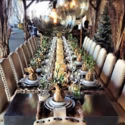 Easy Christmas Table Centerpieces - holiday table decorations popsugar home