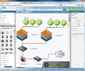 Visio In The Cloud Online Diagram Software Eric Sloof