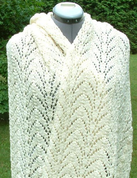 knitting pattern prayer shawl cathedral arches prayer shawl by helen feddema craftsy