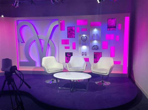 studio lighting design tv studios set design