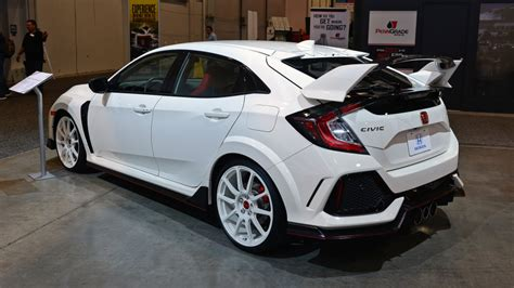 Civic Si Type R by Honda Showcases Civic Type R Civic Si Fit Performance