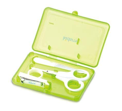 Kidsme Baby Manicure Box Gunting Kuku Set kidsme kidsme manicure set essentials for baby registry