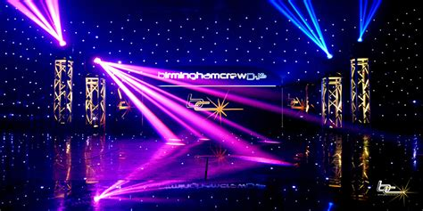 Principal Plus Package Upgraded Light Show Birmingham Light Show Packages