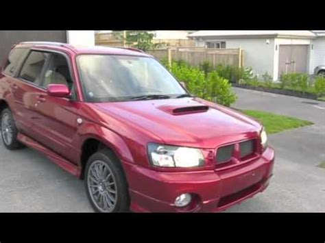 2003 Subaru Forester Reviews by 2003 Subaru Forester Xt