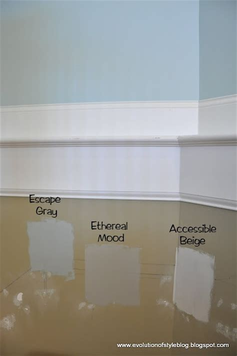 bm palladian blue and sw ethereal mood basement