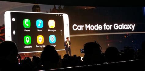 car mode android car mode for galaxy samsungs android auto alternatief