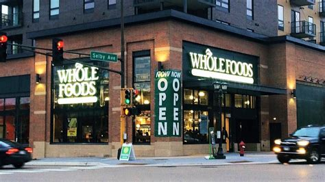 Whole Foods Glass Door Store Front Of St Paul Locat Whole Foods Market Office Photo Glassdoor Co In