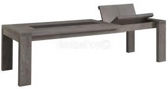 table contemporaine extensible