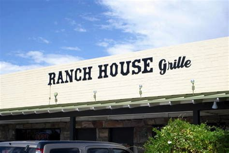 ranch house grill ranch house grille local dines