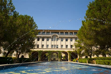 California Institute Of Technology Mba california institute of technology top ten universities