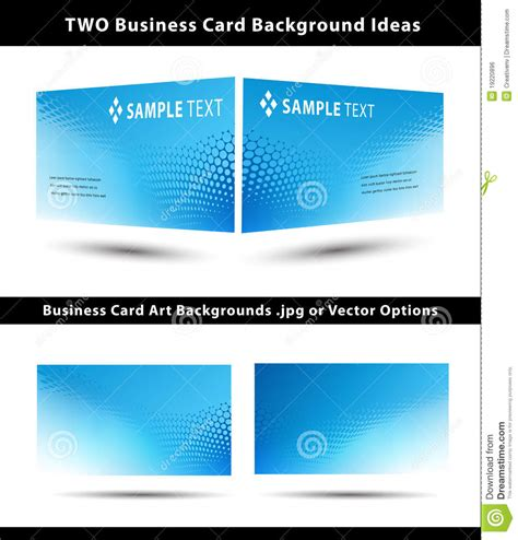 business card template jpg business card template set royalty free stock image