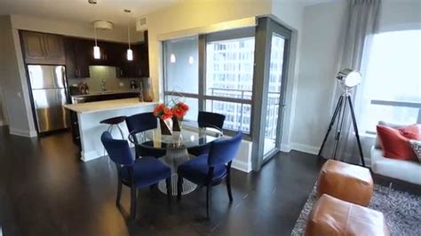 gorgeous  bedroom apartment chicago apartments amli river north youtube