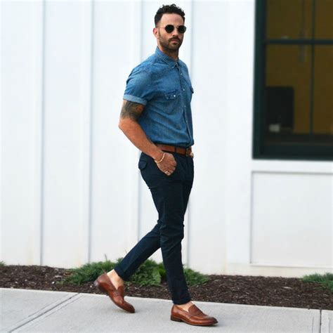 how to wear a loafer how to style loafers for everyday the idle