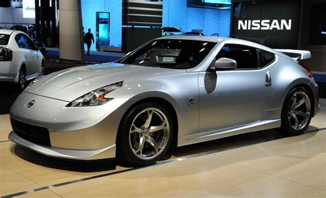 nissan nismo 2009 nissan 370z nismo related infomation specifications