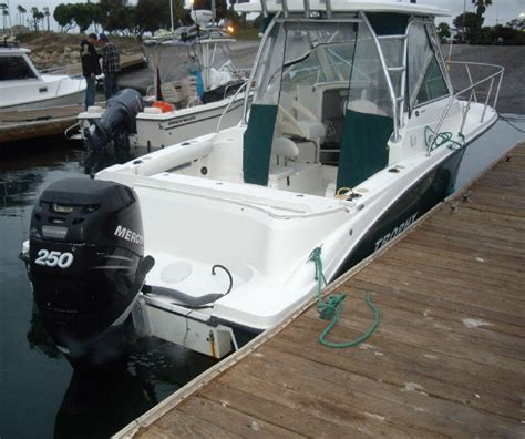 boat resale value for all of the bad mouthing of trophy boats they have a