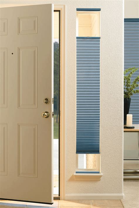 window treatment for side window of front door need ideas window coverings for your doors