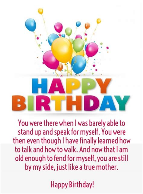 Happy Birthday Mummy Quotes Cute Happy Birthday Mom Quotes With Images