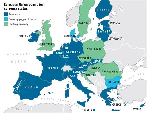 european union members top 30 maps and charts that explain the european union
