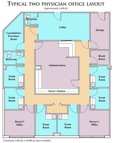 layout of doctor s office the medical pavilion floorplan hilton head island sc