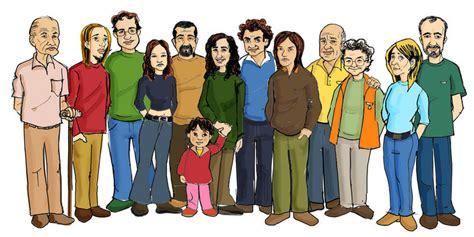 imagenes de la familia trabajando familia extensa la familia