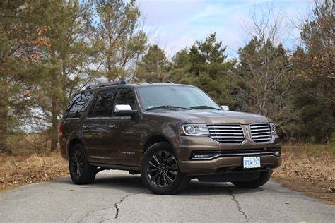 2015 lincoln navigator review 2015 lincoln navigator canadian auto review
