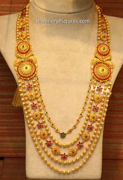 south indian gold jewellery jewellery designs