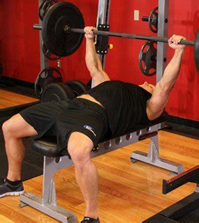 bench press demonstration prepare for the nfl combine training advice from a