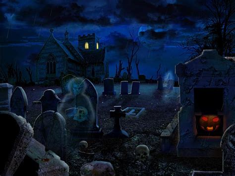free animated halloween wallpapers for windows 7 halloween 3d screensaver