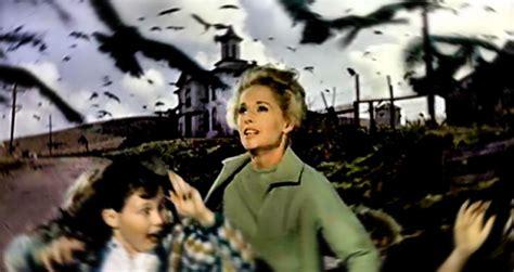 truewest the birds hitchcock 1963