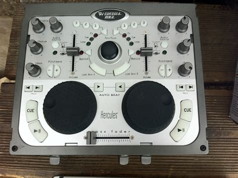 dj console hercules dj console mk2 image 227245 audiofanzine