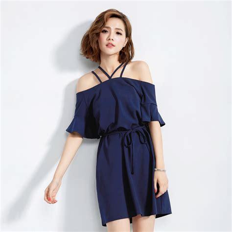 Dress Mayuki mayuki womens classic shoulder dress japanese korean