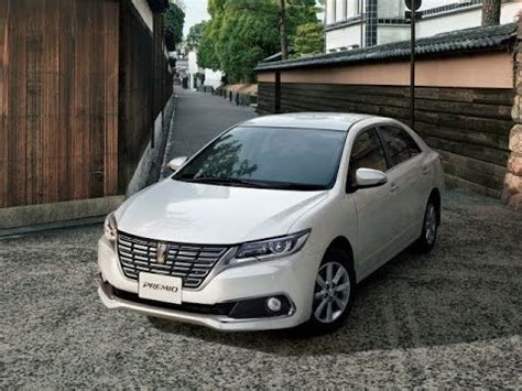 toyota new model 2016 all new toyota premio 2016 new facelift model review and