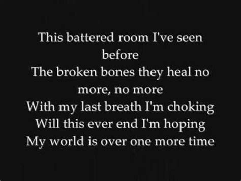 bullet for my tears dont fall lyrics bullet for my tears dont fall w lyrics