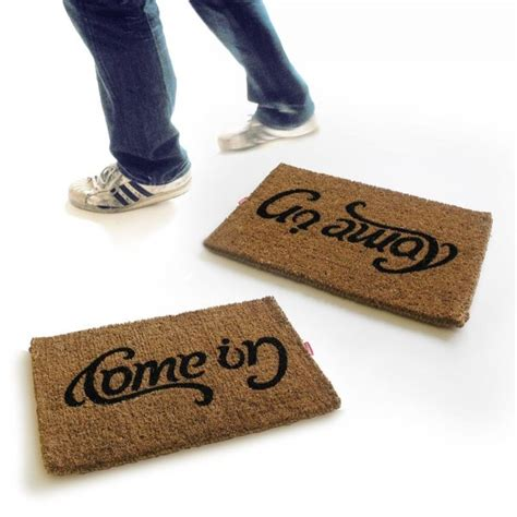 Humorous Doormats 30 doormats to give your guests a humorous welcome