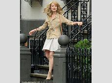 Olivia Wilde channels Marilyn Monroe as she shoots a new ... Revlon Demure