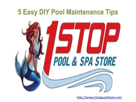pool care tips 5 easy diy pool maintenance tips