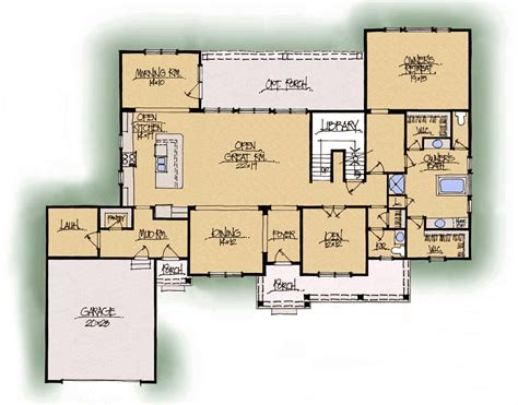 schumacher homes floor plans schumacher homes house plan detail