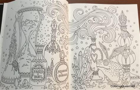 libro magical dawn coloring book magisk gryning malarbok magical dawn coloring book coloring queen