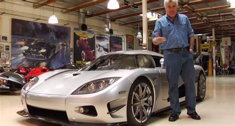 koenigsegg trevita owners video jay leno drives exclusive koenigsegg ccxr trevita