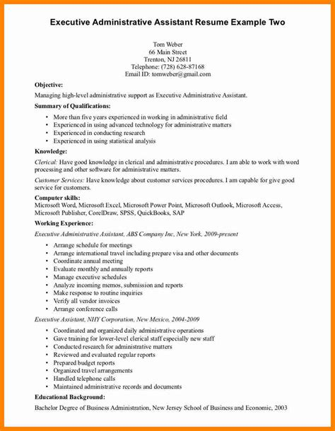 great summary for resume wonderful exle of a resume summary gallery